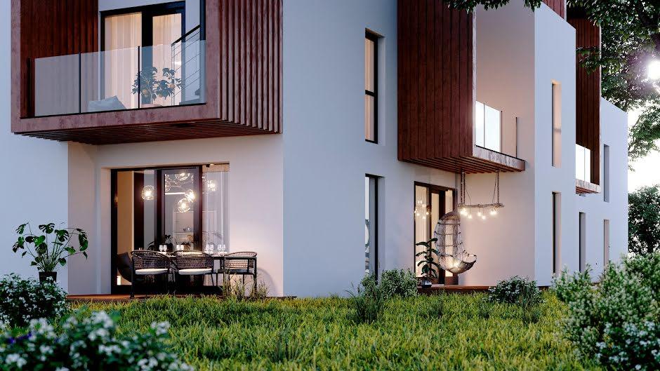 Programme immobilier neuf à St Médard en Jalles : appartements du 2 pièces au 4 pièces à partir de 291750 €