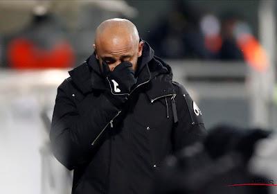 Anderlecht ook kopje onder Am Kehrweg na rood voor Lawrence en blunder Wellenreuter