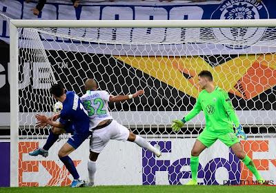 """""""Niet hier om over de ref te zaniken"""": Gent en Wolfsburg reageren na twee bepalende fases"""