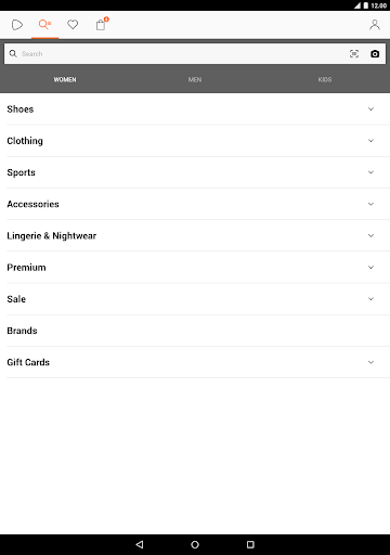 Zalando u2013 Shopping & Fashion 4.66.1 Screenshots 7