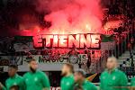 ? ? Politiemacht onderschept fans Saint-Étienne die confrontatie wilden opzoeken, ook Gent-supporters getroffen
