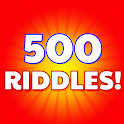 Riddles - Just 500 Tricky Riddles & Brain Teasers icon