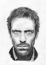 Photo: Hugh Laurie (Docteur House)