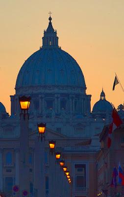 Luci a San Pietro di si
