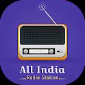 Indian Radio Station Online – FM Radio icon