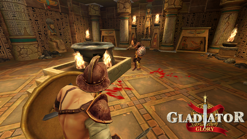 Gladiator Glory Egypt Screenshot 3