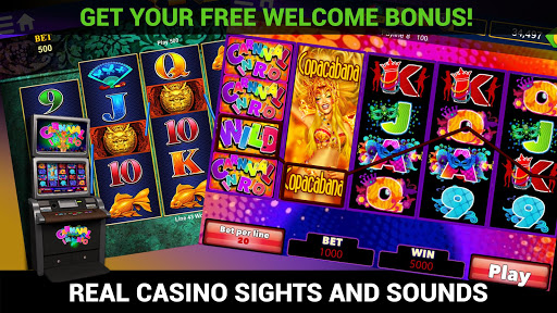 Empire City Casino Slots 4.5.1 screenshots {n} 4