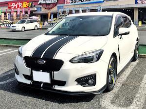 インプレッサ スポーツ GT7のカスタム事例画像 カムイコタンさんの2021年10月26日12:50の投稿