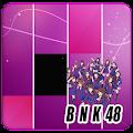 BNK48 Piano Tiles Tap
