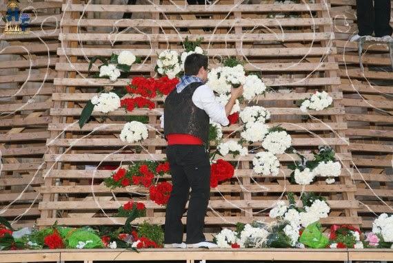 Javier Mozas y Vestidores de la Virgen, premios Roure del Botànic