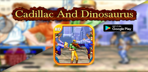Cadillacs  Dinosaurs Fight  ☠️ for PC