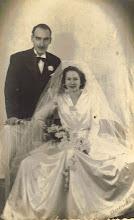 Photo: Antonio (hermano de Maribel) y mujer.