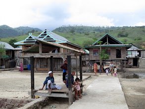 Photo: Kampung Komodo Village