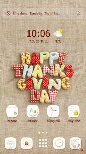 HappyThanksgiving eTheme Theme screenshot 2