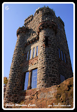 """Photo: A to Z  2011-10-08 Week 7 - Day 49  Saturday's """"G""""  Garret Mountain Castle"""
