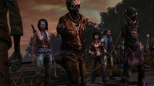 Télécharger The Walking Dead: Michonne APK MOD 2