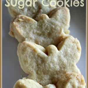 5 Ingredient Sugar Cookie