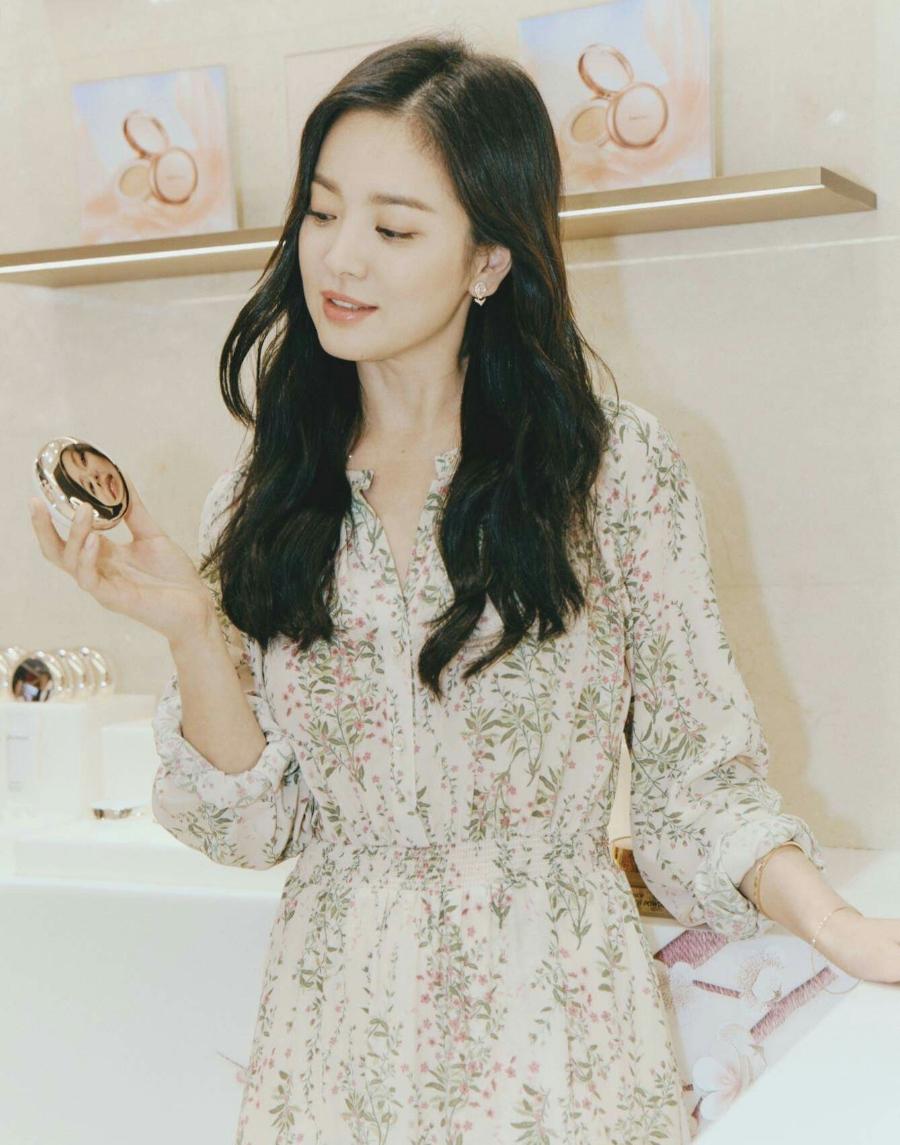 song hye kyo sulwhasoo 7'