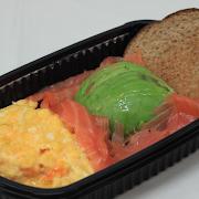 Avocado, Egg & Smoked Salmon