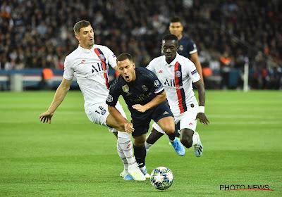 Excellente nouvelle : Eden Hazard titulaire pour son retour !