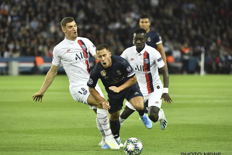 """Meunier vertelt over ontmoeting met Florentino Perez na blessure van Hazard: """"Besef je wel wat je gedaan hebt?"""""""
