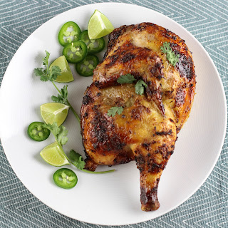 Baked Sticky Lemongrass Chicken