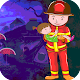 Kavi Escape Game 549 Fireman Rescue Baby Game for PC-Windows 7,8,10 and Mac