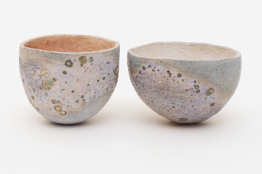 Elspeth Owen Two Small Ceramic Jars