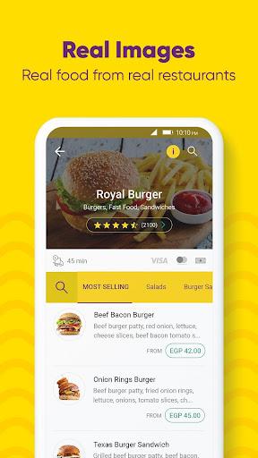 Otlob - Food Delivery 5.6.2 screenshots 4