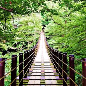 【ニッポンの絶景】知られざる日本の絶景、茨城県高萩市の花貫渓谷(はなぬきけいこく)