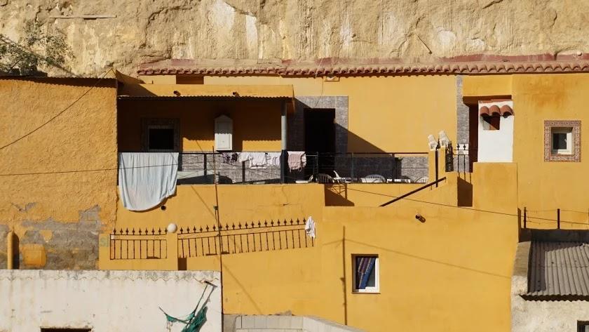 Imagen de archivo de El Realengo, zona en la que ha tenido lugar el derrumbe.