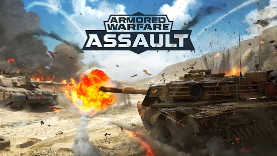 Armored Warfare: Assault: miniatura de captura de pantalla