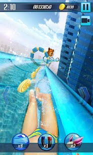 Water Slide 3D VR Screenshot