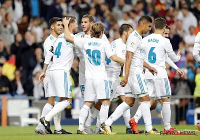 Real Madrid kent een moeizaam seizoen en komt zeer moeilijk aan scoren