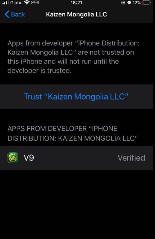 Tải ứng dụng V9BET mobile về điện thoại [Android & iPhone]