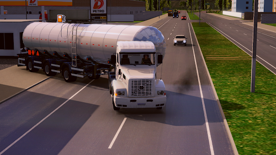 World Truck Driving Simulator 1.162 Mod Apk Download 6