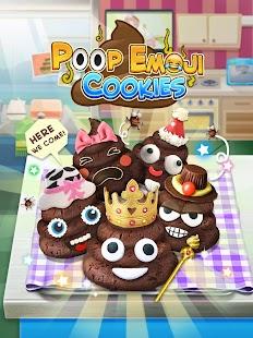 Crazy Emoji Cookies - Sweet Dessert Food Maker Fun - náhled