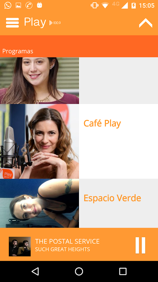 Play FM- screenshot