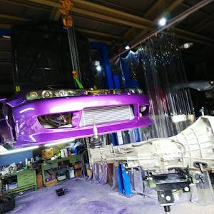 シルビア S15 スペックRのカスタム事例画像 ホイールカスタムファクトリーKz  金沢市さんの2020年05月09日13:16の投稿