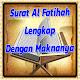 Surat Al Fatihah Lengkap Dengan Maknanya Download on Windows