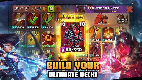 HEROES OF MAGIC-CARD BATTLE PRO Screenshot