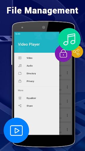 Video Player 2.2.3 screenshots 2