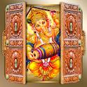 Ganesh Ji Door Lock Screen icon