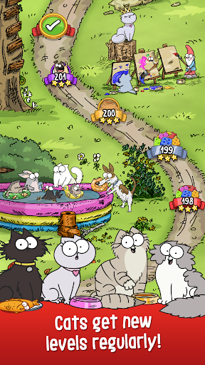 Simon's Cat - Crunch Time  screenshots 2