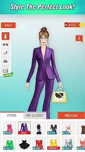 International Fashion Stylist Model Design Studio V 4 5 Hack Mod Apk Unlimited Money Apk Pro