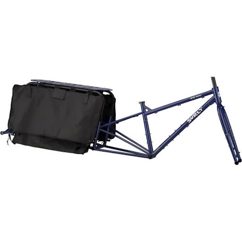 Surly Big Fat Dummy Frameset, Biolet