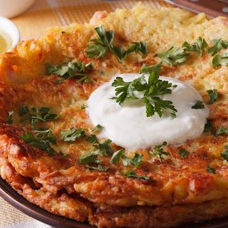 Crispy Rosti Potatoes.