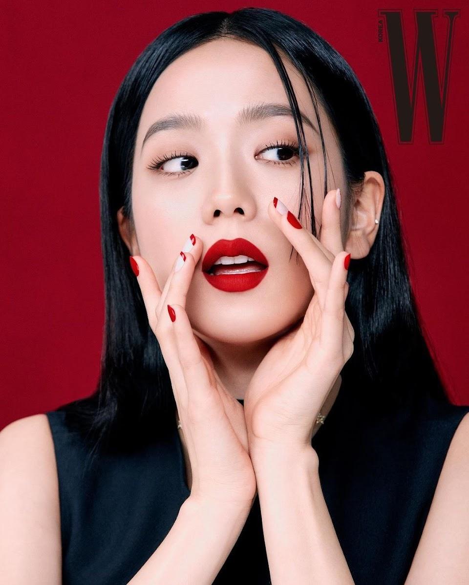 jisoo w korea
