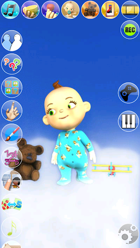 My Talking Baby Music Star 2.31.0 screenshots 5