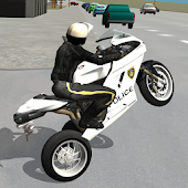 Police Motorbike Driving Simulator Android APK Download Free By Game Pickle